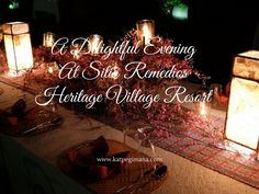 An evening delight of vintage guesthouses, Ilocano food and folk dance performance by school children at Sitio Remedios in Ilocos Norte.