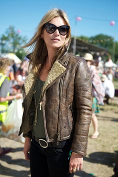 The Best-Ever Summer Music Festival Street Style  - Gallery - Style.com
