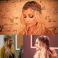 Adore Nicole's headpieces