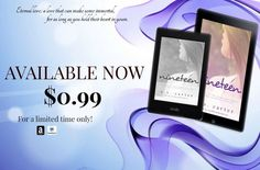 It's live!!! And only .99cents