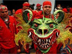 NAM NEWS NETWORK - VENEZUELA'S DANCING DEVILS RECOGNITION BY UNESCO