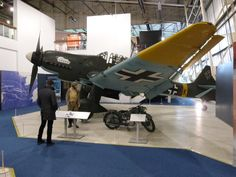 The Stuka - infamous German dive bomber. Used to good effect in the early part of the war but proved to be slow and cumbersome and no match for the Spitfire and Hurricane. Ww2 Spitfire, K98, The Spitfires, Second World, World War Ii, Wwii, Fighter Jets, Aviation, Aircraft