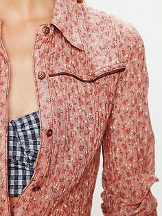 western button up