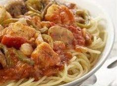 Slim Chicken Cacciatore (pronounced catch-a-tori) Recipe | Just A Pinch Recipes