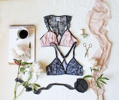 Why buy an expensive bra when you can sew one that is customized to fit you? Pick a style and fabric you love from these bra sewing patterns.