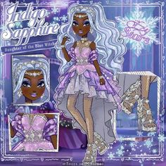 Ever After High Rebels, Cute Dresses For Teens, Raven Queen, Monster High Custom, High Art, Character Questions, Monster High Dolls, Aesthetic Iphone Wallpaper, Anime Chibi