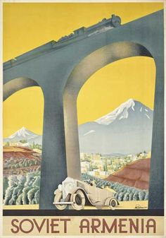 Holidays in Stalin's Russia: vintage travel posters - Telegraph: