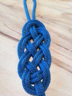 Aujourd'hui, je vous propose de fabriquer un bracelet avec un motif ultra simple, que surement beaucoup d'entre vous connaissent deja. Il n'y a rien de compliqué, il suffit de suivre les quelques instructions suivantes. Commencez par réaliser un motif...