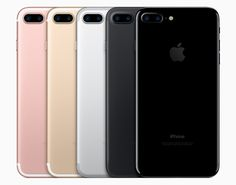 iPhone 7: apple offers water resistance, improved cameras, and longer battery life