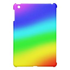 Rainbow  iPad mini cases