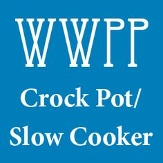 Weight Watchers Crock Pot Recipes: http://www.slenderkitchen.com/healthy-crock-pot-recipes/
