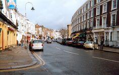 High Street, Primrose Hill, London, United Kingdom