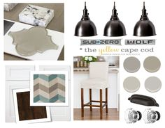 The Yellow Cape Cod: Giveaway~Third Step In A Worry Free Kitchen Makeover