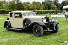 Hispano Suiza HS26 à Chantilly Arts et Elegance #MoteuràSouvenirs Reportage…