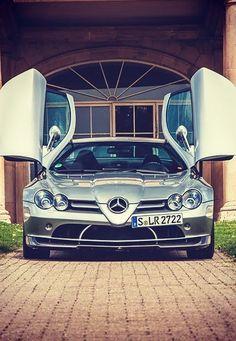 Mercedes SLR 722