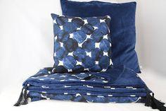 coussins Textiles, Floor Chair, Creations, Throw Pillows, Flooring, Furniture, Home Decor, Cushions, Objects