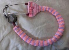 stethoscope cozy by hvnsntrn, via Flickr