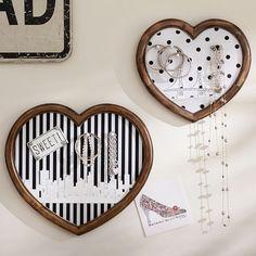 The Emily + Meritt Heart Wall Pinboards Set of 2   PBteen