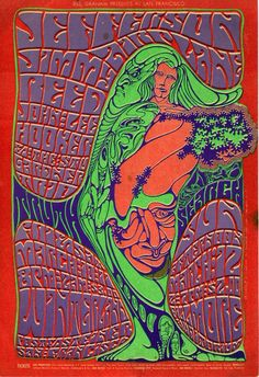 Wes Wilson, Psychedelic Poster Pioneer, Dies at 82 - The New York Times Hippie Posters, Rock Posters, Band Posters, Vintage Concert Posters, Vintage Posters, Wes Wilson, Wilson Art, Psychedelic Rock, Psychedelic Posters