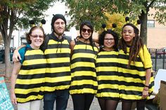 "Bees in New York poised to urge Lowe's to stop being a ""little shop of horrors."" Photo credit: Sum of Us."