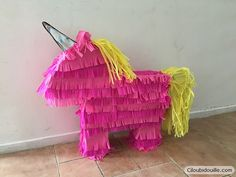 Fabriquer une piñata Licorne | Ciloubidouille