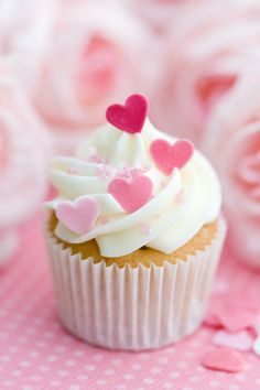 Buttercream Cupcake Organic Lip Balm Flavor Oil 1 oz by BlissBalm