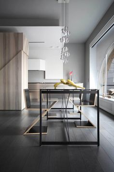 Turin Apartment Renovation by UdA Architetti | Yellowtrace.