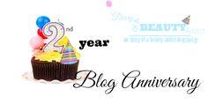 2nd Year Blog Anniversary Blogger Tips, Blog Design, Summary, Lifestyle Blog, Addiction, Anniversary, Abstract
