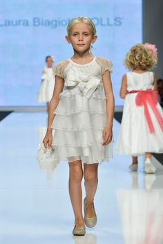 ALALOSHA: VOGUE ENFANTS: Laura Biagiotti Dolls for Children In Crisis Onlus at Milan Fashion Week Spring 2013