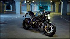 Ducati Monster Diesel.