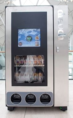 UK machine lets you play a game for a free drink