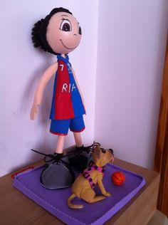 Fofucha basquet amb ca