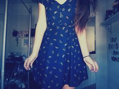 Sailor vintage inspired rope dress by ButterCupTreasures on Etsy, $13.00