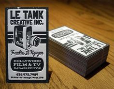 25 Beautiful & Cool Letterpress Business Card Design For Inspiration | Design Bolts