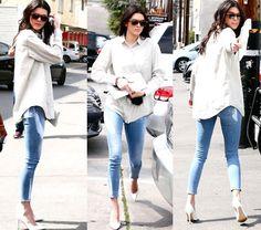 Kendall Jenner street style