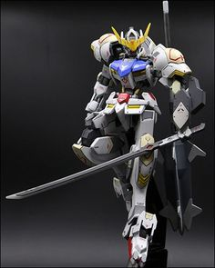 [Gundam] Gundam Barbatos (Built by 路过乡下人)