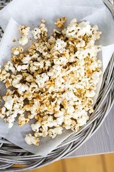 7 mouthwatering popcorn recipes to make just in time for National Popcorn Day