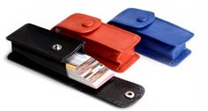 Click for more info on the MOO Leather MiniCard Holder