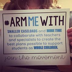#armmewith what I need to do the best I can. What would you want? #thespeechbubbleslp #speechlove #schoolslp  #Regram via @thespeechbubbleslp