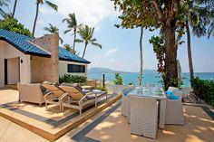 Аренда вилл и апартаментов от Палладиум: Романтическая вилла на Пхукете, на самом берегу океана, с захватывающими дух видами, с круглосуточным доступом к пляжу Patong Beach, для семейного или романтического отдыха до 4 человек. пляж: http://www.youtube.com/watch?v=_w0dnWa2yKQ#t=111  2 спальни, 2 ванных комнаты, WiFi, интернет, рестораны и кафе, развлечения - 100 м. Стоимость в это время сезона от 735 USD в сутки. Другие варианты аренды вилл и апартаментов: http://www.palladium.travel/estate