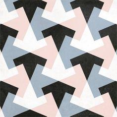 Where to buy Futura collection tiles by Portobello. Ceramica Tile, Teaching Patterns, Contemporary Tile, Motif Art Deco, Geometric Designs, Textures Patterns, Pattern Design, Print Design, Graphic Design