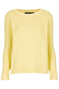 Petite Fisherman Sweater