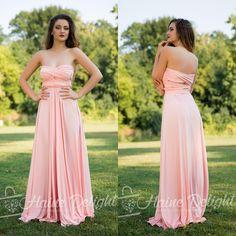 Rochie roz pal lunga Strapless Dress Formal, Prom Dresses, Formal Dresses, One Shoulder, Mall, Fashion, Dresses For Formal, Moda, Fashion Styles