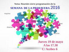 Gente de Villaverde: Semana de la Primavera en Villaverde