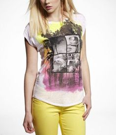 Shop the latest trends in women's and men's clothing at Express! Find your favorite jeans, sweaters, dresses, suits, coats and more. T Shirts For Women, Clothes For Women, Beach Photos, Graphic Tees, Graphic Design, Latest Trends, Man Shop, Suits, Coat