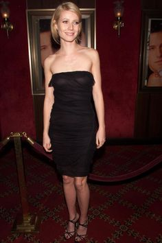 The Evolution of the Little Black Dress: Gwyneth Paltrow, 2000