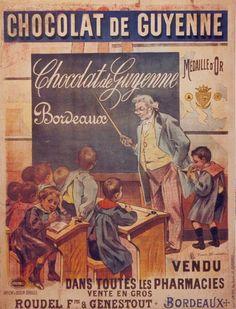 Affiches anciennes publicitées