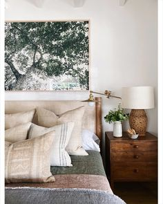 Bre, The Highlight Reel ( Home Bedroom, Bedroom Wall, Bedroom Decor, Master Bedroom, English Cottage Interiors, Interior And Exterior, Interior Design, Design Design, Amber Interiors