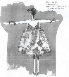 6 7/8 Sketchbooks Fashion Design Ciutto Wojtowycz