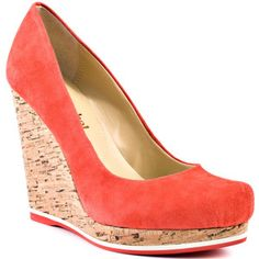 All you Heidi! Although, I'm kind of digging wedges... I seem to be a little wobbly on my heels lately!